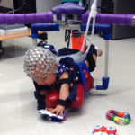 Robotic onesie assists babies at risk for cerebral palsy
