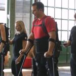 Wii U balance boards help paraplegics better use their exosuits