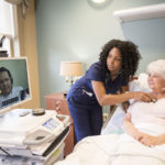 Keeping nursing home patients out of hospital