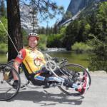 Rock 'n Roll adaptive cycling camp in Yosemite