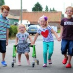Improving lower extremity orthotics management for children with cerebral palsy