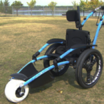 Aquatic wheelchairs roll into Calgary splash parks for the first time