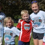 Soccer team for kids with disabilities raise money with lemonade stand