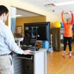 Video game system helps physical therapists, athletic trainers