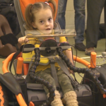 Toy cars help kids with disabilities explore movement