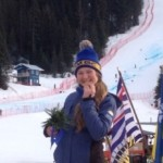 She took up skiing to help with cerebral palsy, now she's at the Paralympics