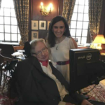 Meet the woman who saved Stephen Hawking's voice, and then gave the technology away to those in need