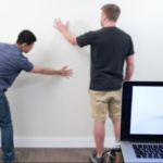 Paint job transforms walls into sensors, interactive surfaces