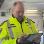Paramedics road-testing portable health records system