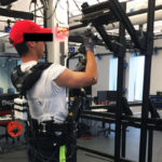 For heavy lifting, use exoskeletons with caution