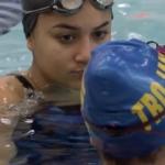 """Garner's """"Woman of Steel"""" patiently works toward swimming goals"""