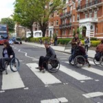 Abbey Road with a wheelchair: In London, disability accessibility isn't an afterthought