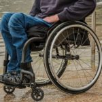Millions of patients denied use of a wheelchair