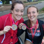 Seven medals for Team Canada at the CP World Games