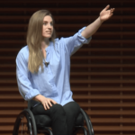 Rachael Wallach, MBA '18, aims to reinvent the wheelchair