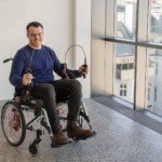New wheelchair design: a hand gear for better ergonomics