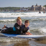 Surf therapy improves physical fitness of children with CP