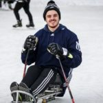 A blessing: Paralyzed Humboldt Bronco finds way back on the ice during COVID-19