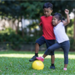 Kids' physical activity before age 5 matters so much because of the developing brain